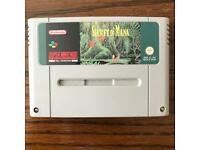Super Nintendo Entertainment System - Secret of Mana, used for sale  West Yorkshire