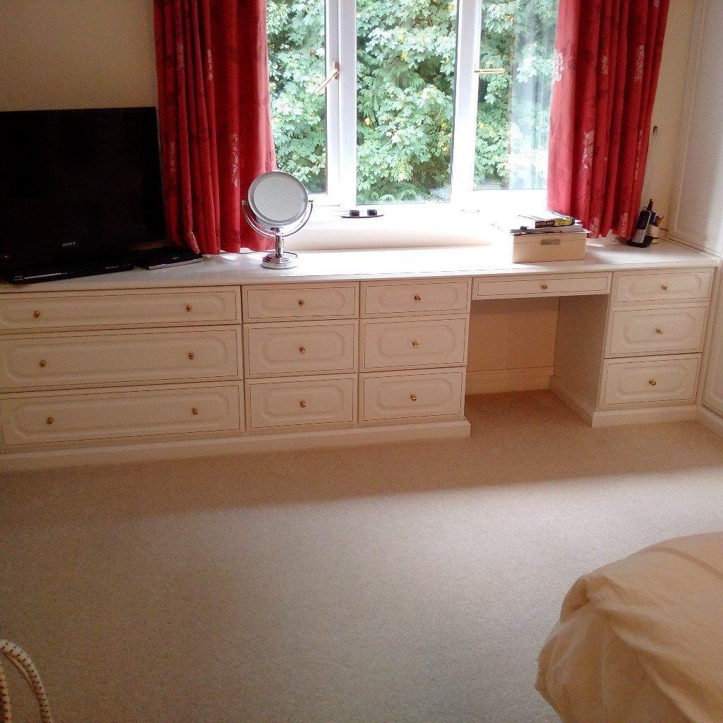 Schreiber Fitted Bedroom Furniture Full Set Of Schreiber Fitted Bedroom Furniture In Lisvane