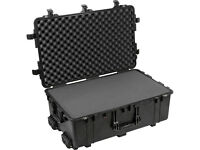 Peli 1650 cases complete with foam (two available)
