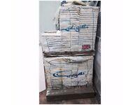 Terrazzo Tiles Quiligotti Stone tiles, will cover aprrox 30sq meters. Unused tiles