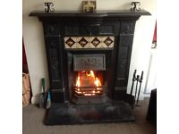 Victorian Edwardian fire surround