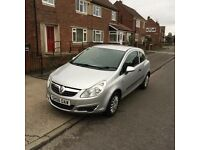 Vauxhall Corsa 1.2 ideal first car full service history