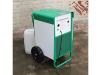 (55 Litre/24H) Dehumidifier Building Dryer