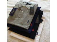 Ralph Lauren & Calvin Klein FACTORY CLEARANCE WHOLESALE STOCK