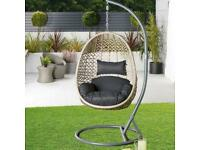Aldi Gardenline Hanging Egg Chair