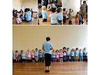 Pre-school Dance Teacher