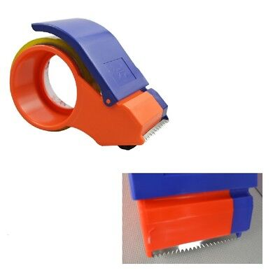 2 Inch Portable Packing Packaging Handheld Tape Cutter Dispenser Gun Heavy Duty