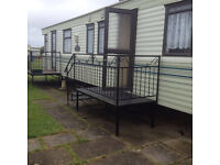 Ingoldmells Caravan to rent... Kingfisher Site.. 2 mins from Fantasy Island...APR .MAY .JUNE 2017