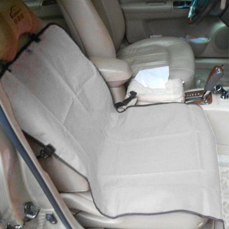 Waterproof Dog Car Rear Back Seat Cover Blanket Cushion Prot
