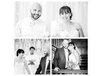 Full day wedding photography from only £600