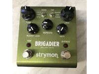 Strymon Brigadier dBucket Delay Guitar Effects Pedal