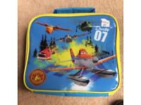 Boys Disney Planes lunchbox/cool bag