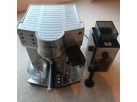 Delonghi EC860 Coffee Machine with Grinder