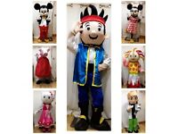 Mascot Collection for sale!!