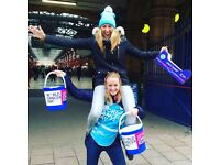 World Cancer Day 2017 Collections Volunteer - Nationwide - 3rd/4th February