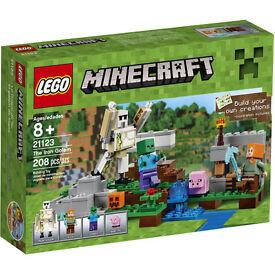 LEGO - Minecraft Iron Gollem Set