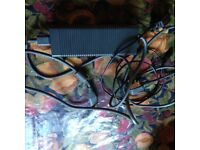 X BOX 360 POWER SUPPLY CABLE