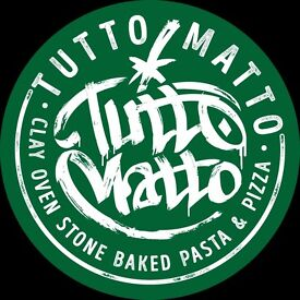Kitchen Assistant Required for TuttoMatto Italian Restaurant