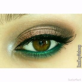 Affordable Makeup Artist Covering Slough & London. £30 party makeup including lashes!