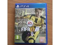 FIFA 17 for the PS4