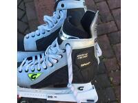 Men's ice hockey skates