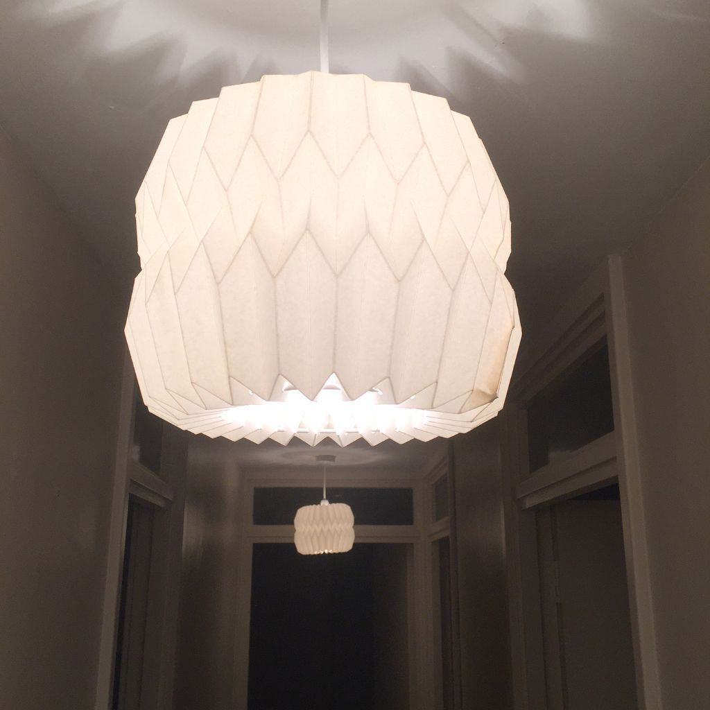 2 classy ceiling lamp shades good as new habitat kura in 2 classy ceiling lamp shades good as new habitat kura mozeypictures Gallery