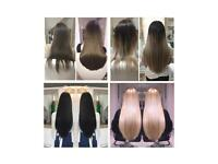 HAIR EXTENSIONS NANO RINGS MICRO BEAD WEAVE MANCHESTER CHESHIRE FUSION BONDS