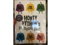 Monty Pythons personal best DVD collection