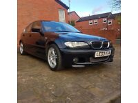 BMW 325I MSPORT 12 MOT MOT