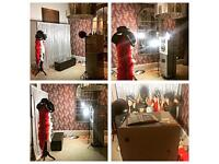 PHOTO BOOTH/SELFIE POD FOR SALE