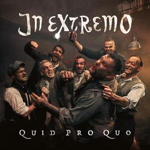 IN EXTREMO - QUID PRO QUO  - CD NEU