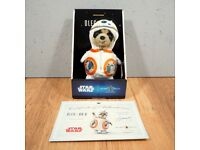 Baby Oleg Meerkat as BB-8 Star Wars Limited Edition Compare the Market Toy