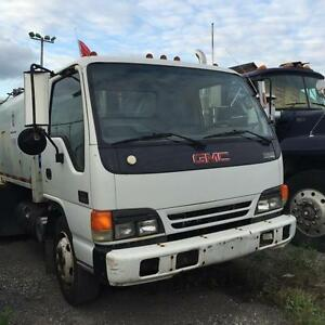 2003 Izuzu W5500 Mini Garbage Packer