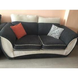 2 Seater BOLERO Sofa With 3 Seater Available