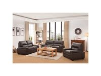 NEW SOFAS @ GENUINLY HALF SHOP PRICES!