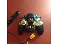 Star Wars Darth Vader Jakks Pacific Plug and Play TV Games Plug in Console