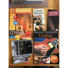 Guitar Teaching Guides