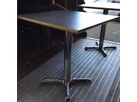 Cafe tables and chairs for sale