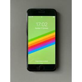 iPhone 8 black 64 GB with Chargee