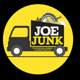 Joe Junk Rubbish removal Glasgow - Home, Office, Garden clearances. Builders, trade waste welcomed