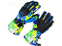 Ski Snowboard Gloves size X-large