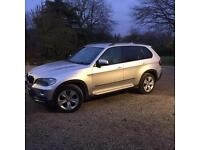 2007 (57) New ShapeModel E70 Bmw X5 3.0 Diesel low milage only 68000