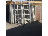 7 meter double tower scaffold