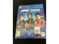 F1 2021 brand new in packaging (delivery charge £2.00)