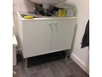 Ikea Fullen Under the sink cabinet white