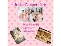 Body Shop - Bridal Pamper Party