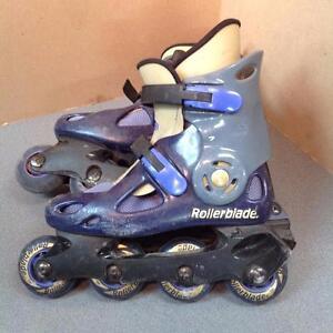 Rollerblades Purple/blue/beige (sku: JN97BG)