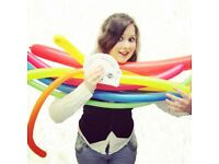 PARTY ENTERTAINER, childrens entertainer: magician, balloon modeller, balloon twisting, cheap & fun!