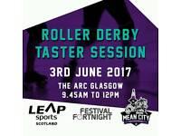 Roller Derby Taster Session