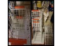 Freezer baskets